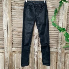 Pantalon Noir Brillant du 34 au 42 | Toxik3