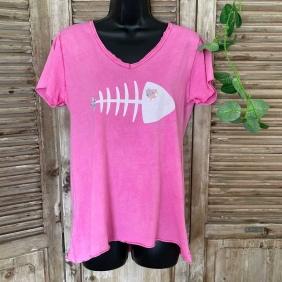 T-Shirt - Poisson | TU du 36 au 42