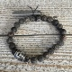 Bracelet Biba - Noir