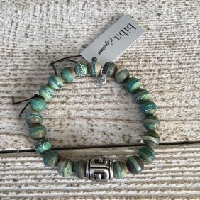 Bracelet Biba - Vert
