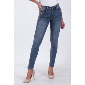Jeans Perles | Toxik3