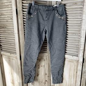 Pantalon Clouté
