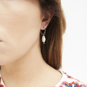 Boucles d'oreilles ZEPHYR | Hipanema