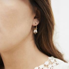 Boucles d'oreilles BREEZE | Hipanema