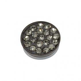 Top Part iXXXi - Black diamond stones