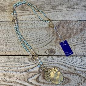 Long collier Pièces | biba