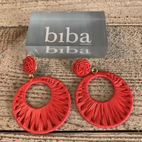 Boucles d'oreille - biba