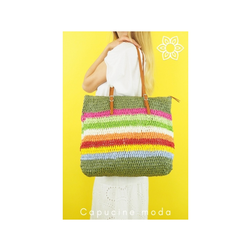 Accroche-Sac  multicolore multicolore Accessoires de sac à main Bagages Made on Terra
