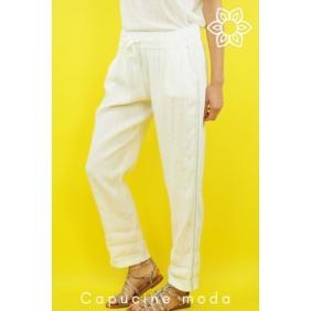 Pantalon lin | TU du 36 au 42