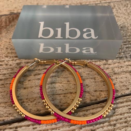 Boucles d'oreilles - Medium | biba