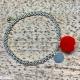 Bracelet Pompon | biba