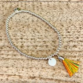 Bracelet Frange - Argent | biba