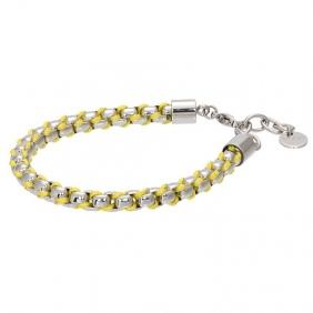Bracelet iXXXi - Ibiza jaune
