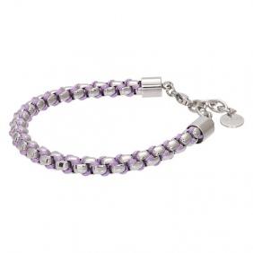 Bracelet iXXXi - Ibiza mauve