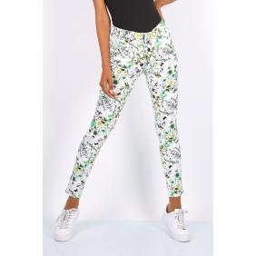 Pantalon Fleurs |Toxik3