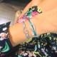 Bracelet NO KISS ! | Menottes