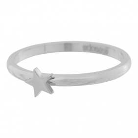 Bague recouvrante  iXXXi - 2 mm - Symbol Star