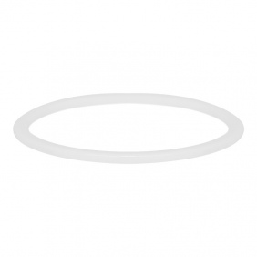 Bague recouvrante  iXXXi - 1 mm - Ceramic - Blanc