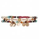 Bracelet EXCELSIOR Multicolore | Hipanema