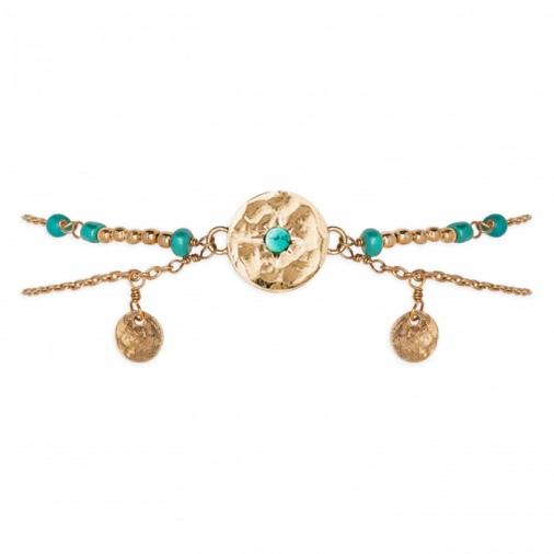 Bracelet KARAVANE GOLD | Hipanema