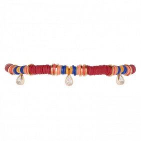 Bracelet MACY RED | Hipanema