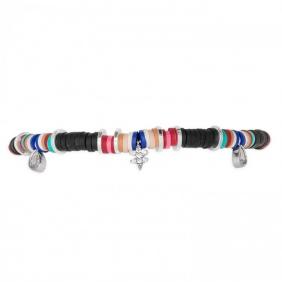 Bracelet MACY BLACK | Hipanema