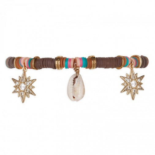 Bracelet MACY CHOCOLAT | Hipanema