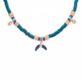Collier MALIBU BLUE | Hipanema