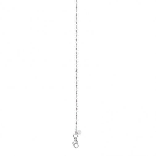 Chaîne iXXXi - Necklace - Gris - 1 mm / 50 cm