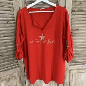 T-Shirt - La Vie est Belle | Du 42 au 48