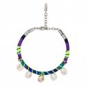 Bracelet LARISSA BLUE | Hipanema