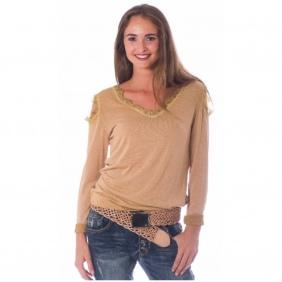 T-Shirt V FABRIZA