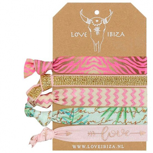 Set de bracelets Signature | Love Ibiza