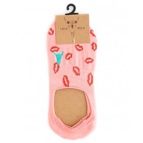 Socks Lips | Love Ibiza