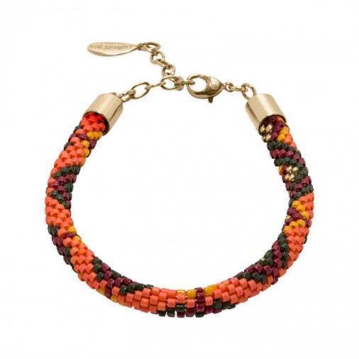 Bracelet TIFÉFÉ ORANGE   Hipanema