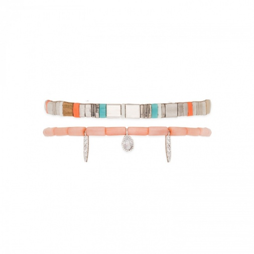 Bracelet VAÏANA CORAL | Hipanema