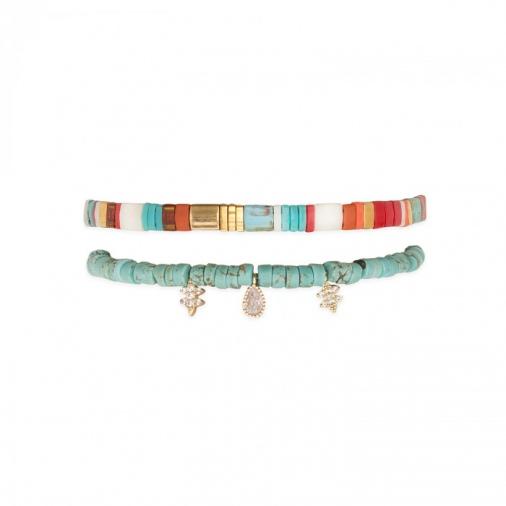 Bracelet VAÏANA TURQUOISE | Hipanema