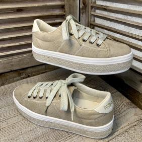 Malibu Sneaker - BRAIDY | NØ NAME