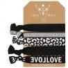 Set de bracelets Silver Leopard | Love Ibiza