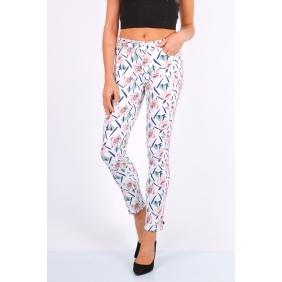Pantalon Fleurs du 34 au 42 | Toxik3
