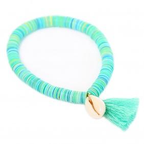 Bracelet Hell Flakes Blue | Love Ibiza