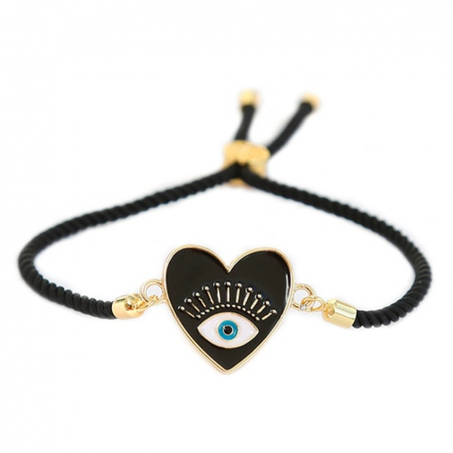 Bracelet I See You Black | Love Ibiza