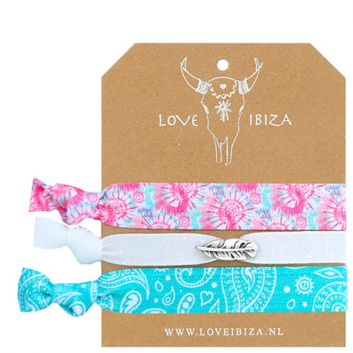 Set de bracelets Gypsy | Love Ibiza