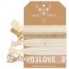 Set de bracelets Isla Blanca | Love Ibiza