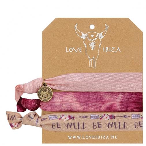 Set de bracelets Be Wild | Love Ibiza