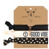 Set de bracelets Rosé Zebra | Love Ibiza