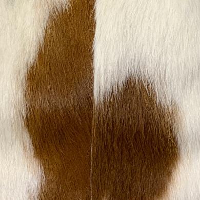 blanc /brun - Anses noires, longues (ca. 46 cm)