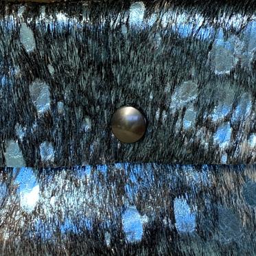 bleu / noir