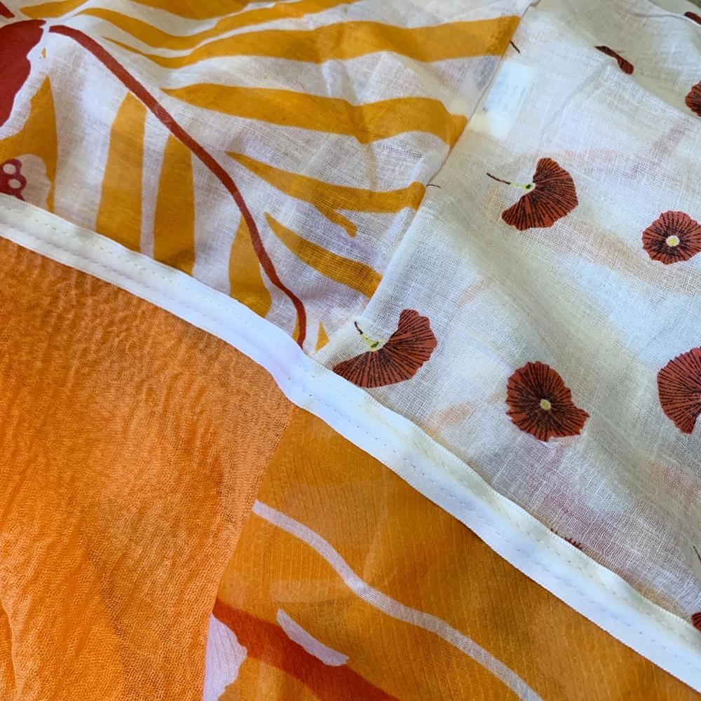 Rouge / Orange / Blanc